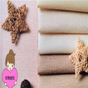陝西牆布報價|素色無縫牆布優缺點是什麽|高精密紗線窗簾定制