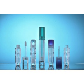 PETG透明塑料口紅管唇膏內包材麗彩塑膠廠化妝品內包材