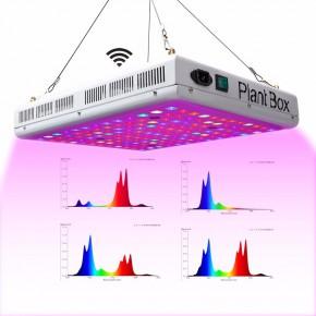 承越ios安卓手機app智能控制300W植物生長燈7種光譜滿足植物生長