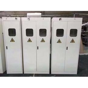 實驗室防爆氣瓶櫃.安全櫃.雙瓶智能帶報警鋼瓶櫃.乙炔氫氣氣體儲存櫃