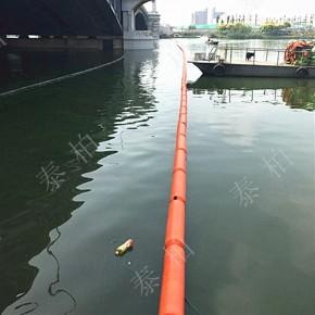 柏泰供应湖面警示浮漂 PE塑料浮筒