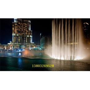 旱地喷泉设备喷泉设计安装音乐喷泉制作公司