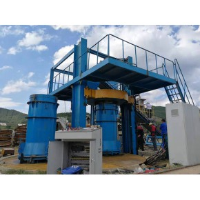 安徽回转升芯式水泥制管机哪里生产 【旭辰机械自动制管设备】