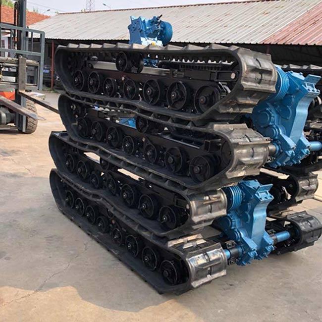 电动机器人履带底盘厂家 恒顺机械