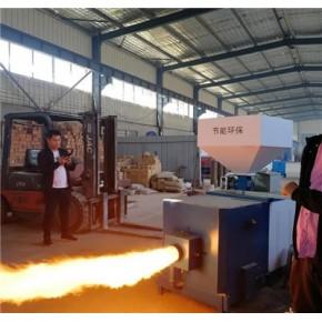 生物质颗粒燃烧机对接热风炉 44万大卡标准颗粒燃烧器