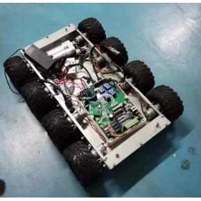 台州椒江电路板方案开发主板软件设计智能小车