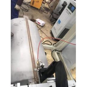 压力容器不锈钢直环缝厚板深熔焊如何不开坡口单面焊双面成型?