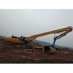 25米加长臂挖掘机制造厂家