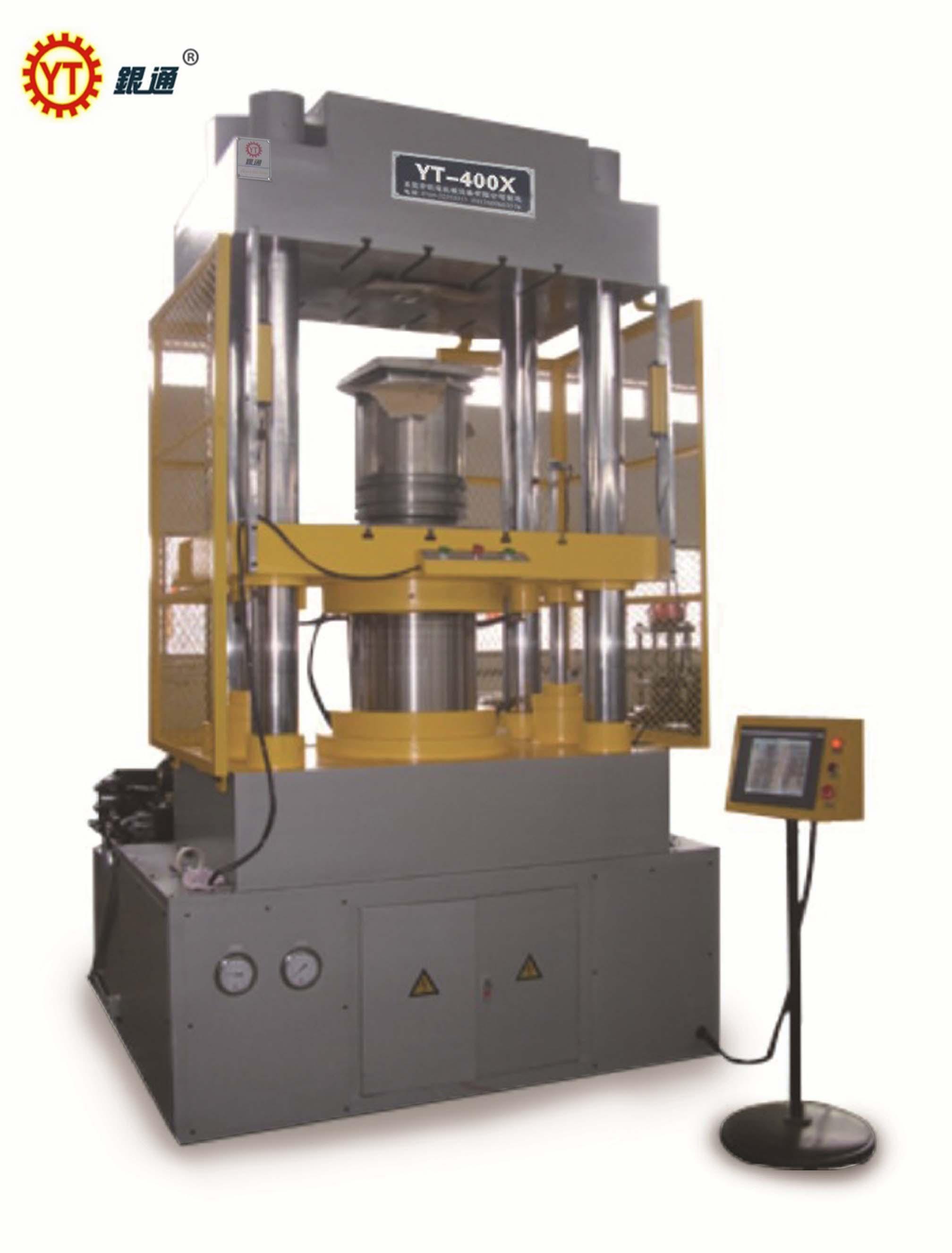 广西四柱拉伸液压机 银通机械