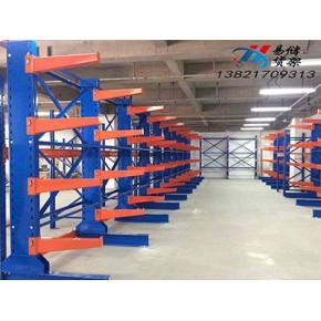 天津货架厂告诉您悬臂货架尺寸的最大要求
