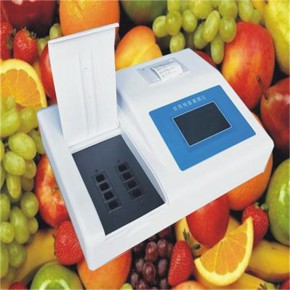 TY-CL8型微電腦農藥殘留速測儀