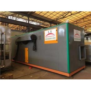 绿森环保质量保证 沸石转轮吸附+RTO