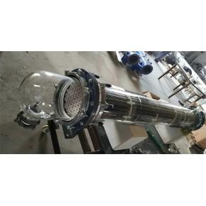 碳化硅换热器生产厂家 山东玻美玻璃 绵阳碳化硅换热器