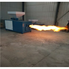 滚筒式烘干机配套生物质燃烧机 河南烘干机厂家指定合作商