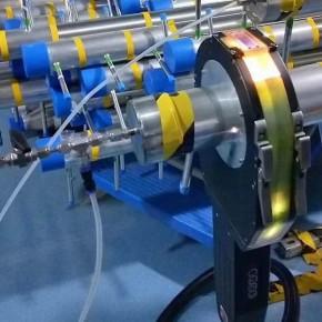 封闭式洁净管管自动焊机