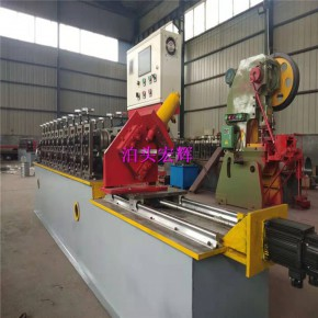生产轻钢龙骨机器价格 宏辉轻钢龙骨设备生产厂家 吊顶龙骨机
