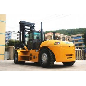 全新豪华20吨25吨28吨30吨叉车对比二手25吨叉车价格