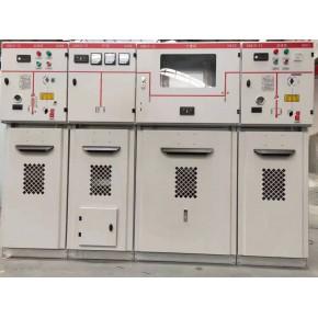 XGN15-12环网高压开关柜合分闸正确操作