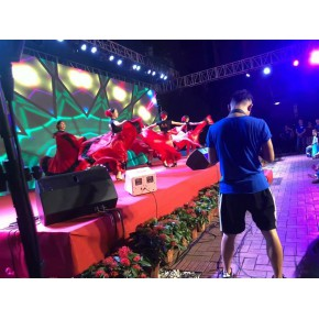深圳舞台設備出租公司庆典舞台搭建出租