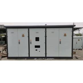 10KV欧式箱式变电站外形尺寸
