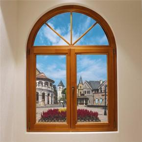铝包木平开窗直销 常州铝包木平开窗  西邦铝业有限公司