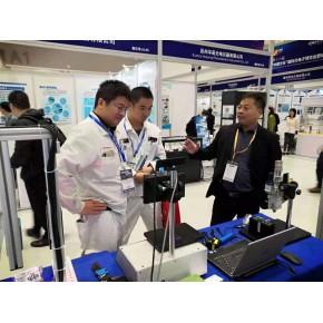 镭烁光电11月份展会满满——激光3D焊缝跟踪传感器