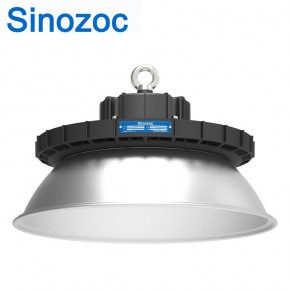 sinozoc兆昌LED工礦燈吸頂工廠燈廠房車間照明燈高天棚燈工廠用UFO飛碟燈