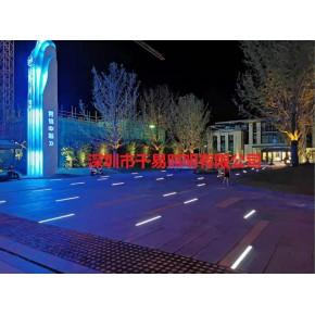 发光砖LED道路景觀燈 绿化工程户外景墙亮化