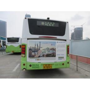 上海公交车车身媒体,车内燈箱,候车亭一手源媒体