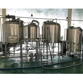 购买精酿啤酒设备厂家的选择