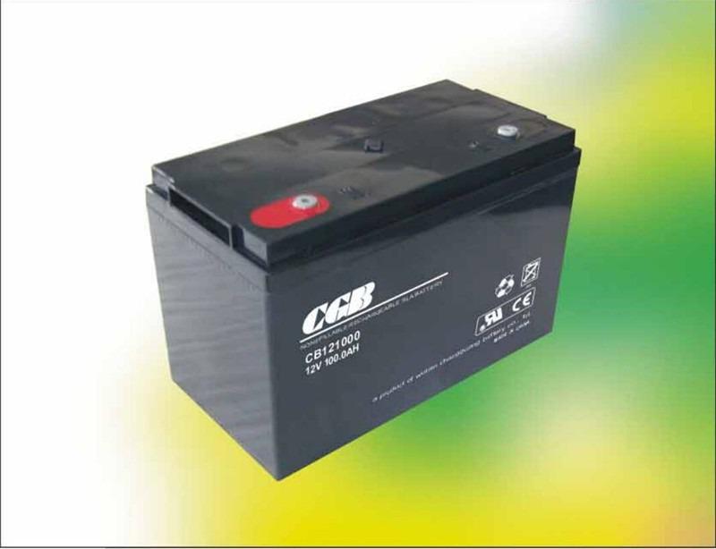 CGB蓄电池CB12400 12V40AH安防系统