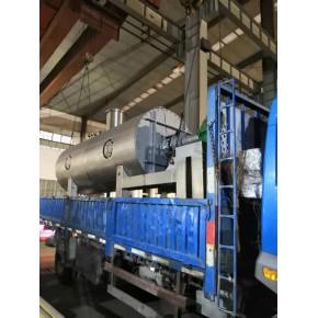 客定ZB-5000不锈钢真空耙式干燥机已成功落户苏州某客户单位!