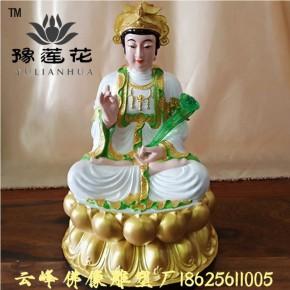 灵山老母神像厂家直销 骊山老母佛像 寺庙神像雕塑订做