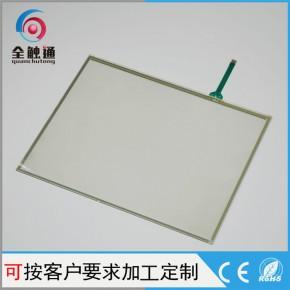 广州全触通实业 丰田5.7寸电阻屏定制厂家