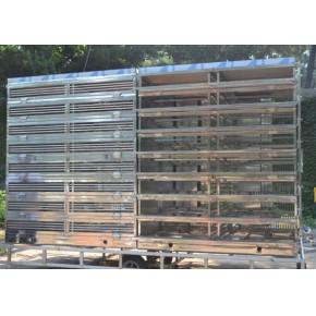 不锈钢鴿笼厂家 翱翔鴿笼 北京不锈钢鴿笼