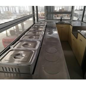 杭州移动餐饮车厂家量大从优 雅美可店车