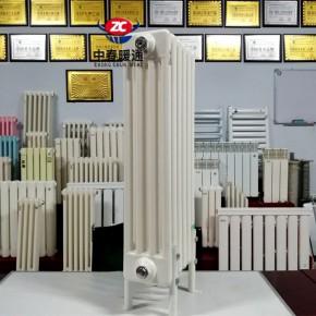 钢六柱暖气片QF9E04型GZ603散热器QFGZ603钢六柱散热器 散热量