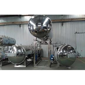 蛋制品臥式殺菌鍋生産廠家