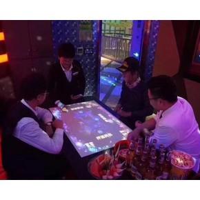 娱乐机代理 明晶光娱科技娱乐机 桌面投影娱乐机代理前景