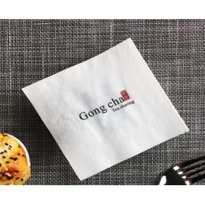 温州餐巾纸 美之星 专业纸品定制 饭店餐巾纸
