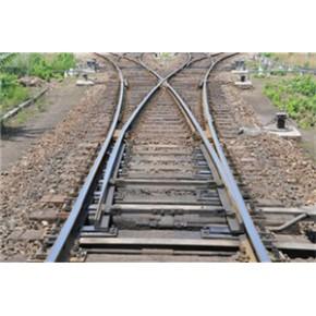 窄轨道岔报价 飞跃铁路道岔 陕西窄轨道岔