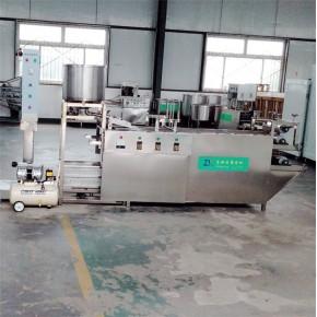 大型豆腐皮机厂家 大型豆腐皮机 金利达机械技术先进
