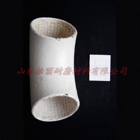 耐磨陶瓷衬板安装 山东松丽 耐磨陶瓷衬板