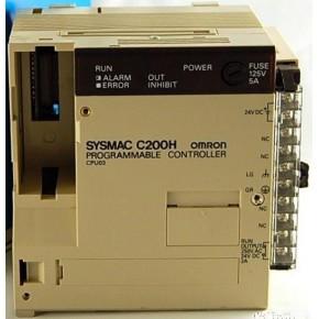 欧姆龙plc模拟量编程 欧姆龙C200H CPU03 E