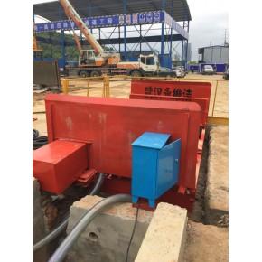 工程车辆洗轮机 武汉永维洁 青山工程洗轮机
