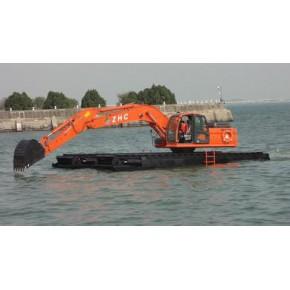 泉州水上挖掘机 文利工程机械挖掘机