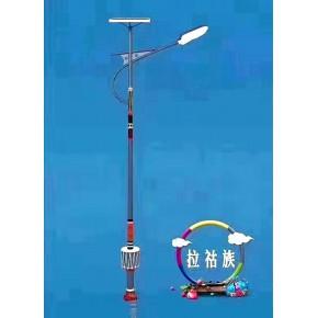 河北帝豪民族特色太阳能路灯 5米6米7米8米太阳能路灯 厂家直销