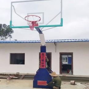 箱式篮球架独臂移动式篮球架,南宁升降篮球架