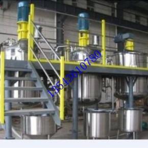 中山聚合反应釜系列硅酮密封胶设备维修动力混合机强力分散机捏合机