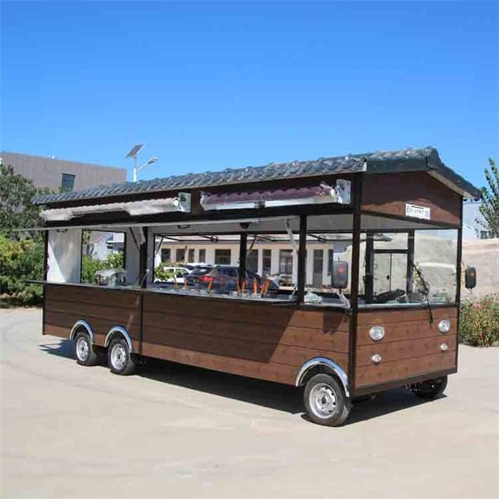 德州市德城区四季飘香餐车设备销售部